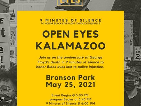Open Eyes Kalamazoo