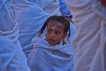When the sun becomes the moon - Lalibela, Ethiopia