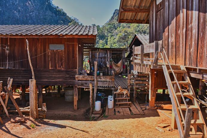 Relax - Mai Hong Song Province, Thailand