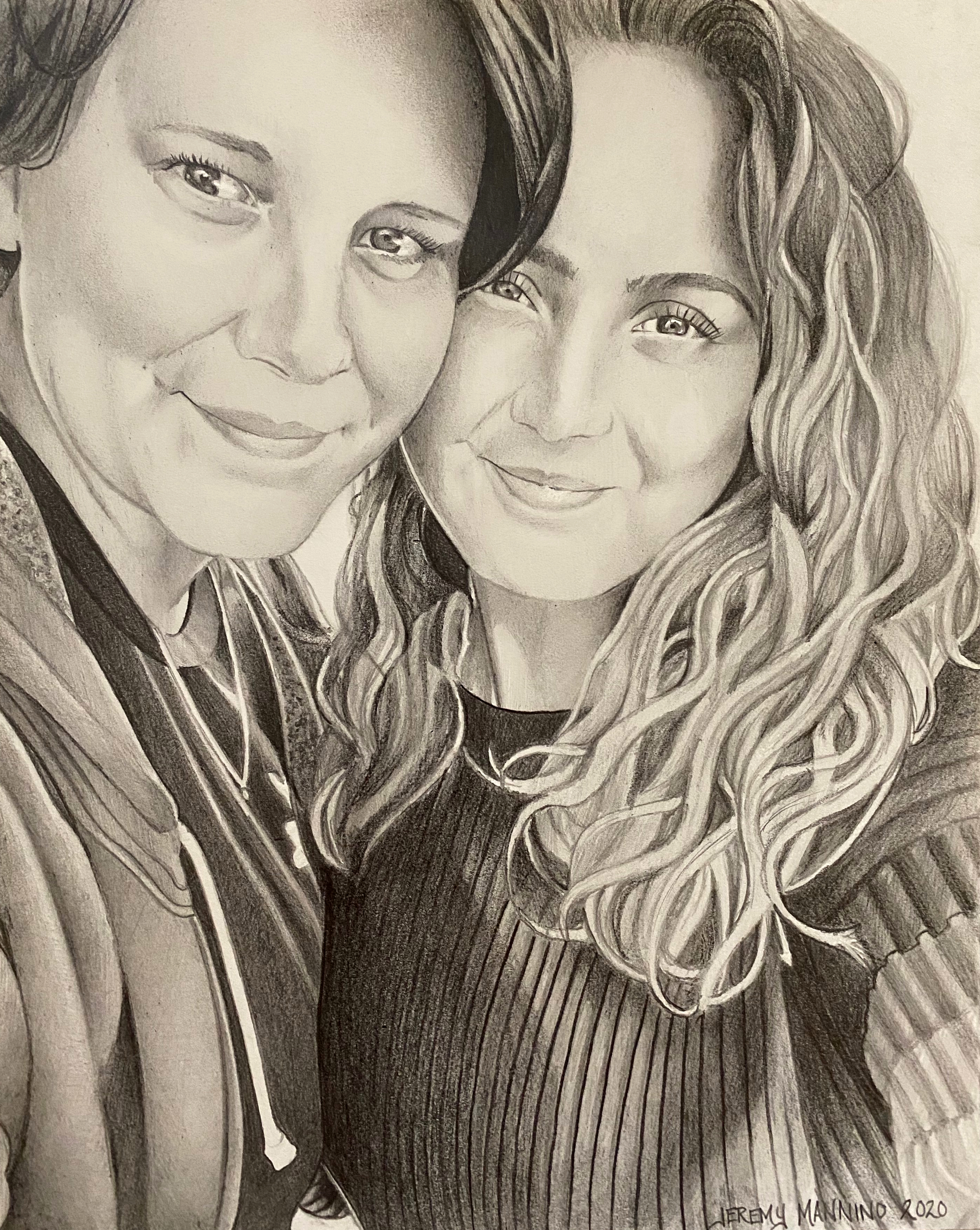 Anna and Hannah