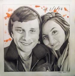 Evan and Annie