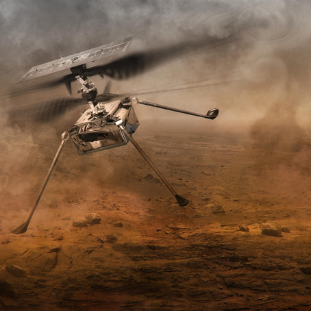 The Ingenuity Helicopter: What's so special about it?