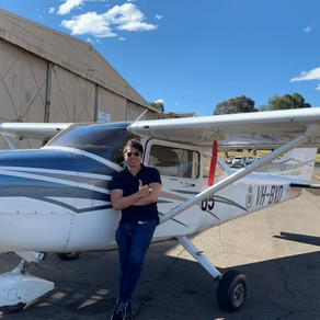 Journey To Being A Pilot