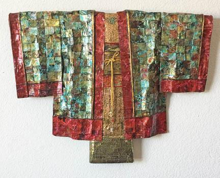 Peace Prevails Kimono