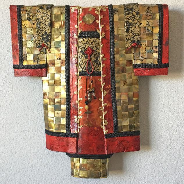 """ Mother""#3 Earth Kimono series.jpg"