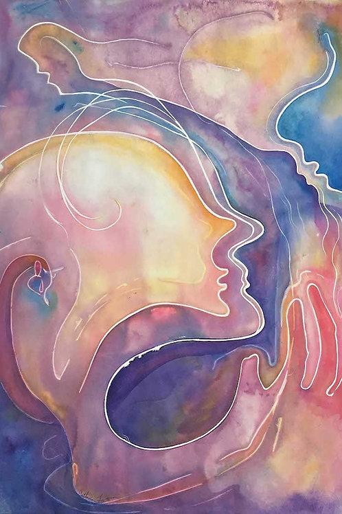 Reaching for Healing Light
