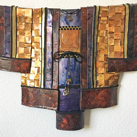 Circles of Life #4 Earth Kimono Series