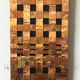 Large Copper Weaving  25 x 13.5.jpg