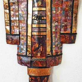 #11 Harvest Time Earth Kimono Series