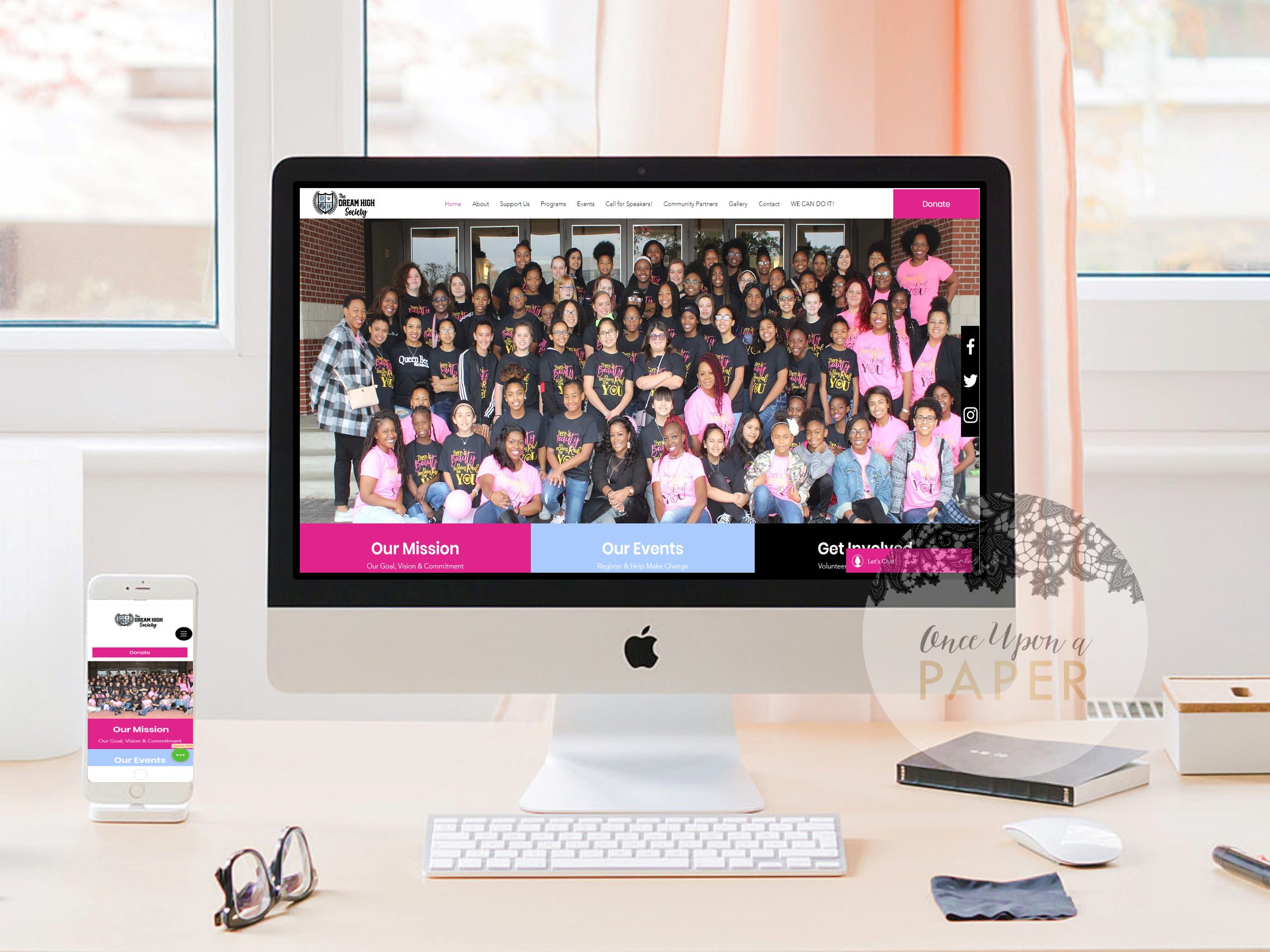 Branding + Website Design Consultation