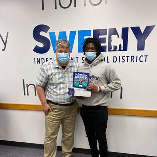 Sweeny Reads Program