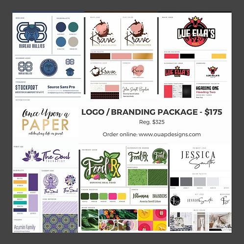 Logo & Business Branding Package Promo