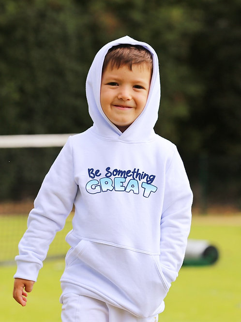Youth - Be Something Great Hoodie