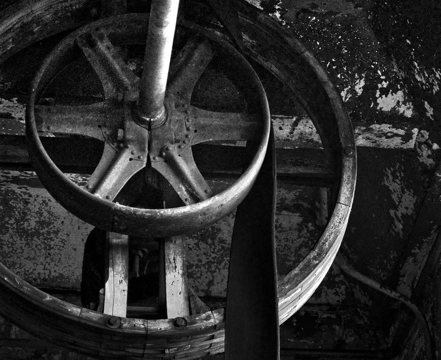 Wheel and Belt