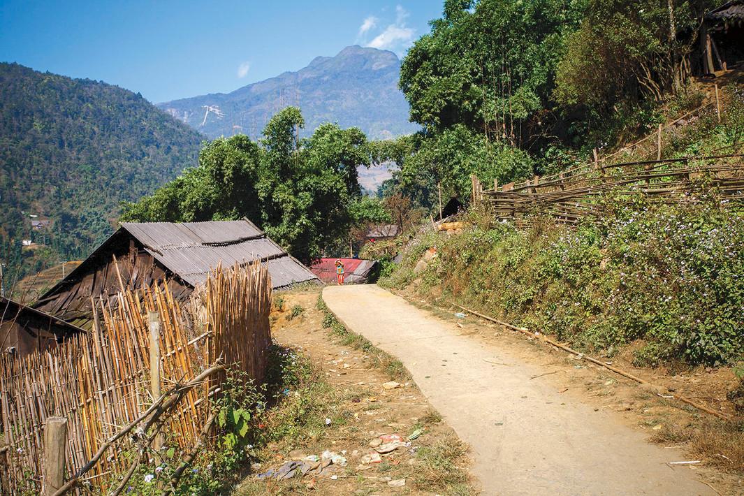 In Lao Cai