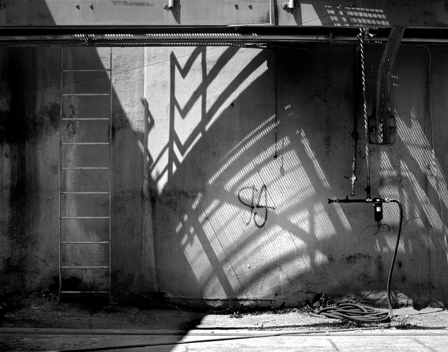 Cement Silo Shadow B