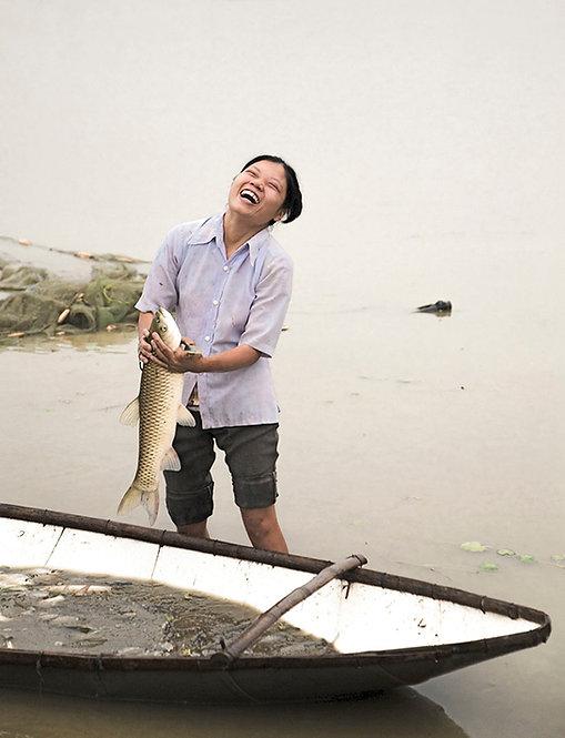 Fish Laugh