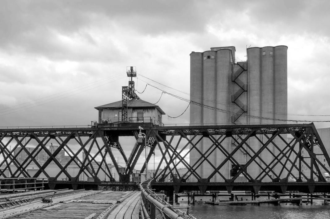 Water Street Swing Bridge
