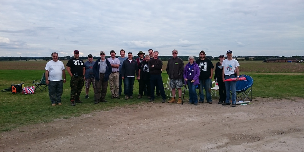 Midland Rocketry National Weekend Event