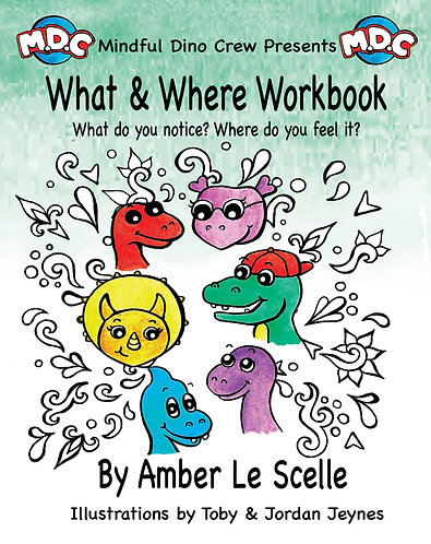 What and Where Workbook