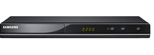 SAMSUNG DVD-C500 DVD PLAYER