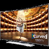 SAMSUNG SMART HU900 UHD TV