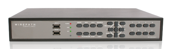 100-SERIES 8-CHANNEL DVR