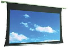 DROP DOWN MOTORIZED SCREEN