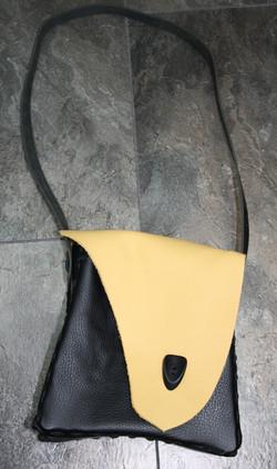 Tasche gelb-schwarz