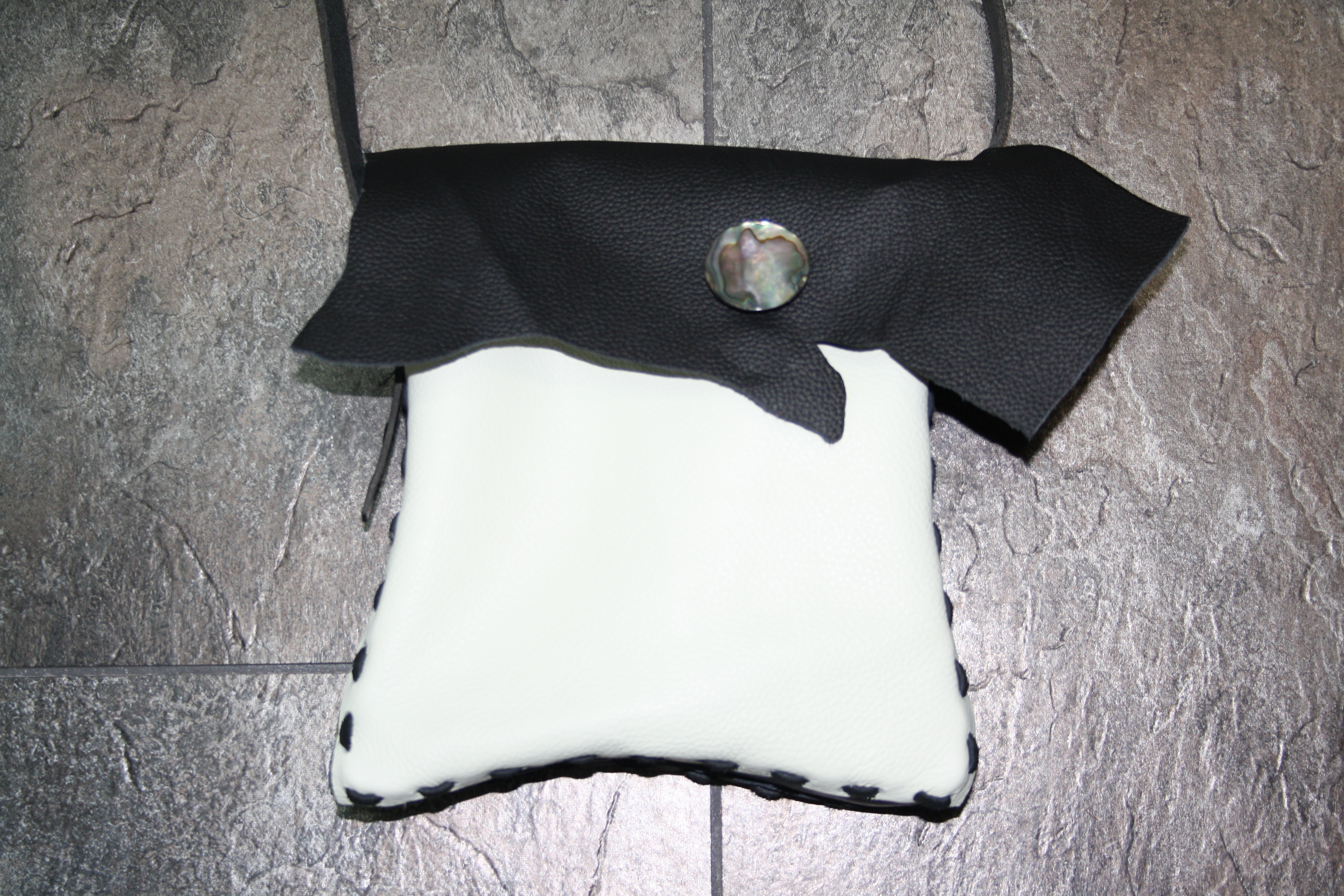 schwarz-weiss klein