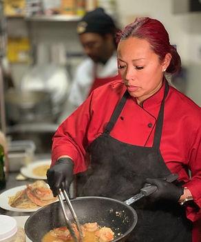 Chef Leilani Magnolia Street