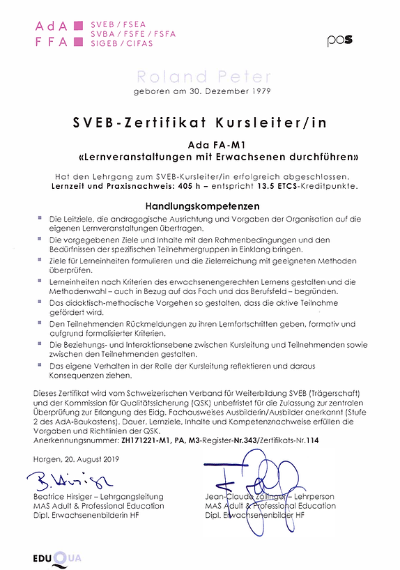 SVEB-Zertifikat Kursleiter.png