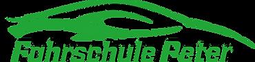 Fahrschule Peter Logo 2019 Orginal Versi