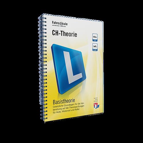 «CH-Fahrschule» Theoriebuch (D/F, I, E)