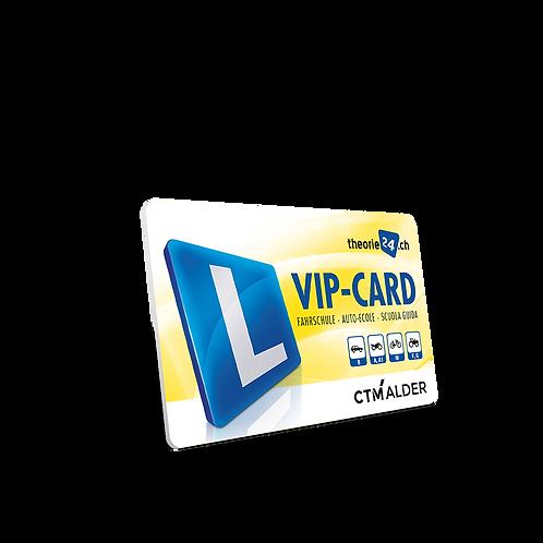theorie24.ch VIP Card für Online-Portal alle Kategorien