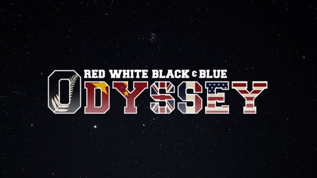 RED WHITE BLACK AND BLUE: ODYSSEY - Director / Editor