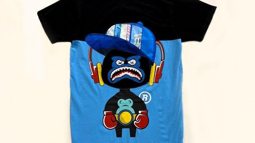 Monkey Design Shirt