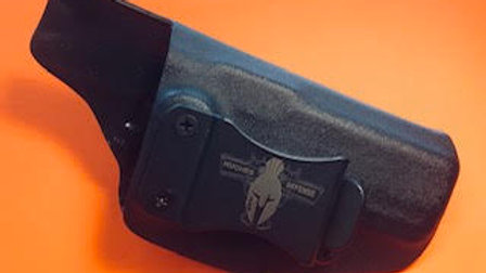 IWB STANDARD CLIP HOLSTER FOR RUGER SECURITY 9 COMPACT