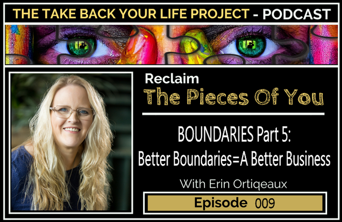 Better Boundaries For A Better Business  #009