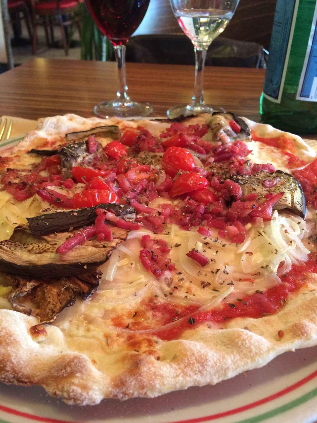 pizzeria italien pizza à caen
