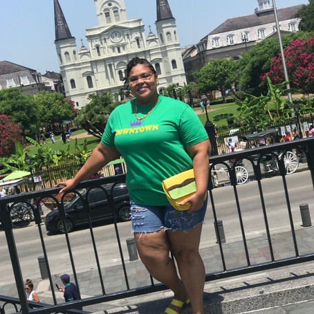 Traveling Thrifter - The Big Easy
