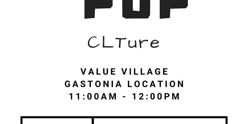 PoP CLTure : February Thrift Haul Meetup