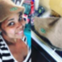 Alpha Kappa Alpha hat