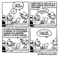 DIRLO AL CAPO