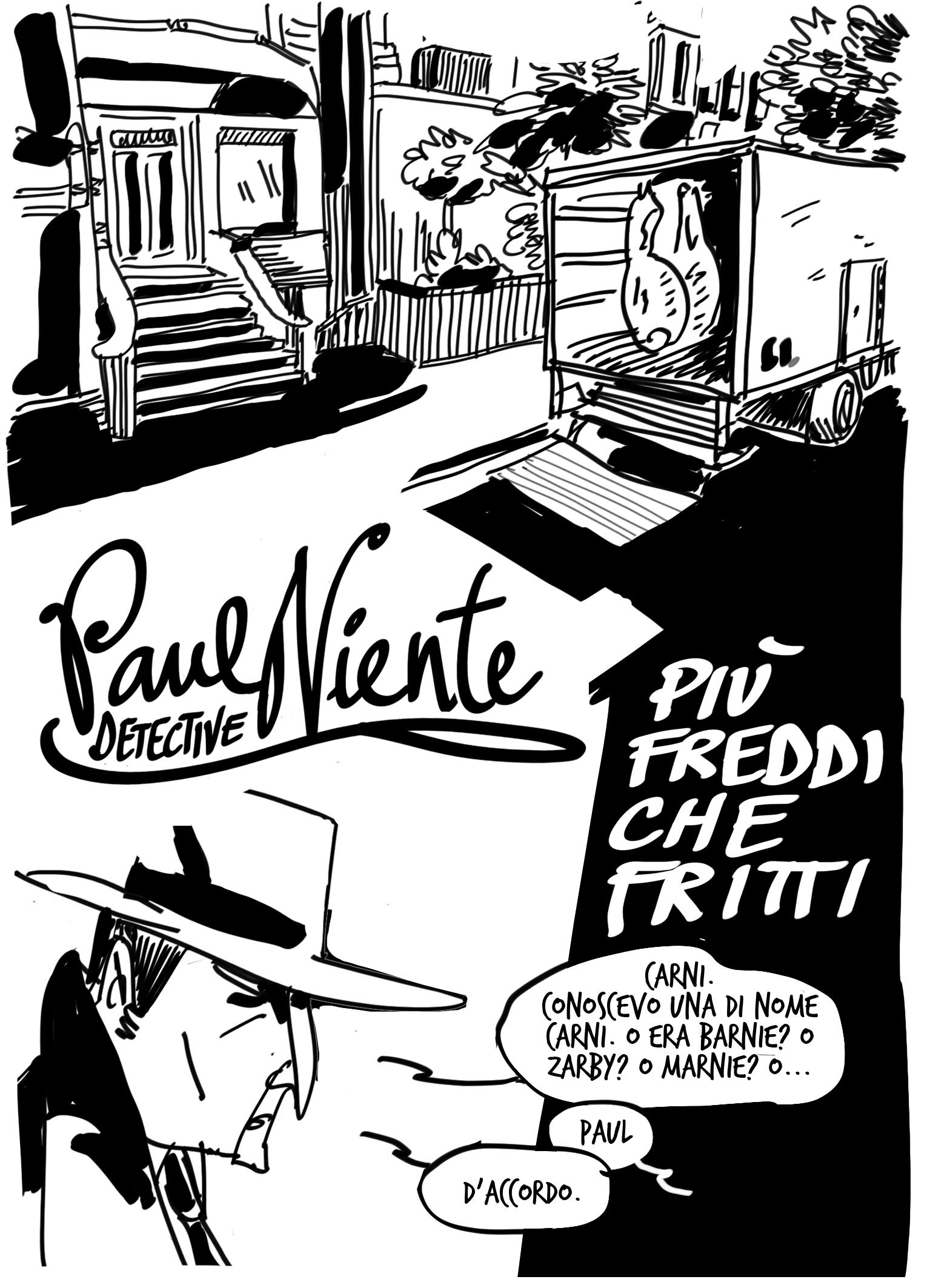 Paul Niente
