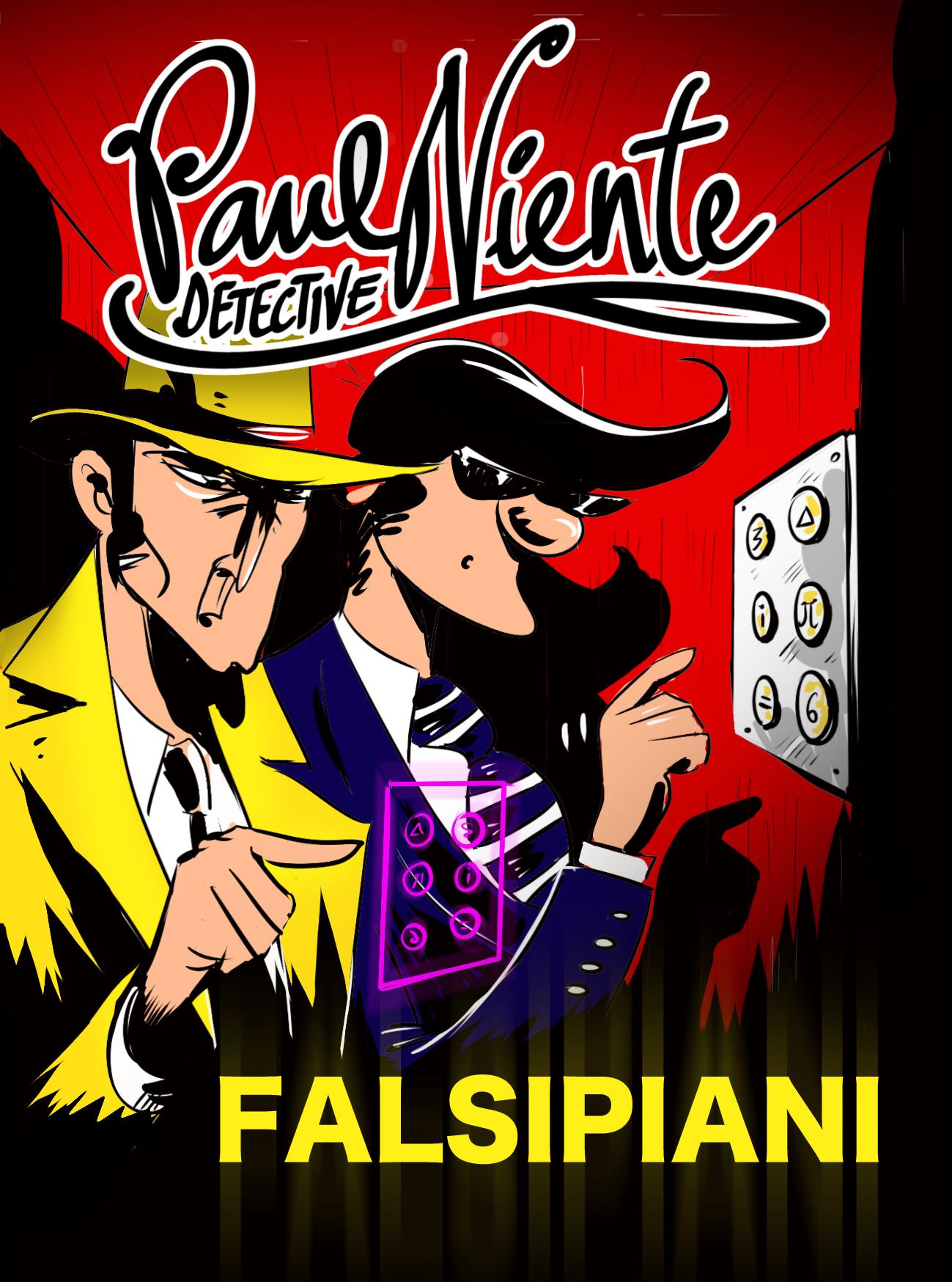 Paul NIente Cover2