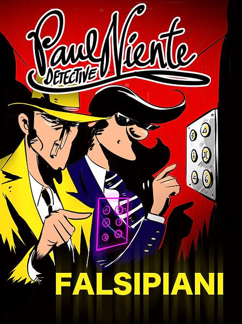 Paul Niente Detective