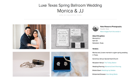 Galveston weddings see in weddingwire