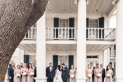 Menard House weddings