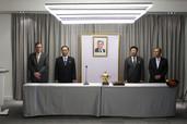 Kim Il Sung -palkinnon luovutustilaisuus 7.4.2018